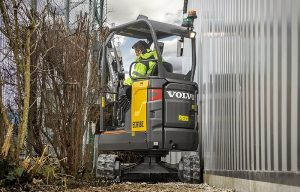 Check out Volvo's formidable excavator six pack