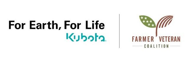 Kubota veteran farmers logo