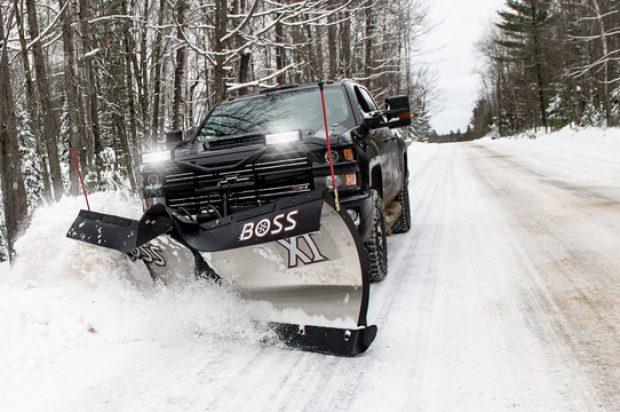 BOSS Launches New Plows and Accessories for Snow Removal