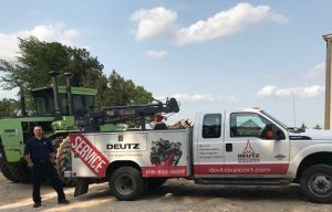 Deutz Power Center Midwest expands to five service locations