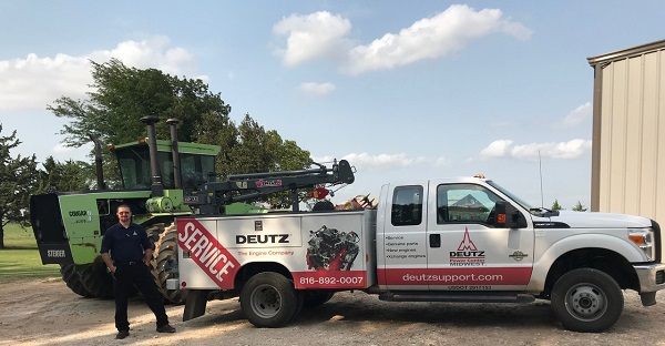 Deutz truck