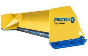 Pro-Tech Unveils New Fusion Edge Sno Pusher