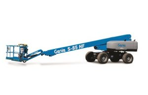 Genie introduces new High Float (HF) boom models in North America