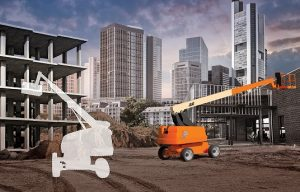JLG launches BIM Compatible Product Library