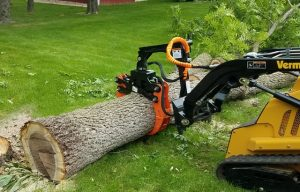 Berlon Introduces Its New Mini Forestry Claw for Compact Tool Carriers/Mini Skid Steers