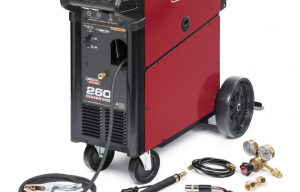Lincoln Electric Simplifies Fabrication with New POWER MIG 260