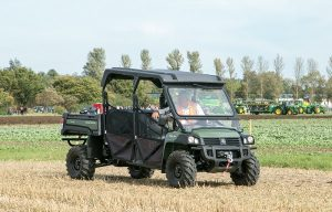 OPEI: Remember Safety First when Operating a UTV