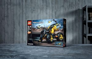 Friday Fun: Volvo CE and Lego Technic team up with children to create an autonomous concept wheel loader of the future
