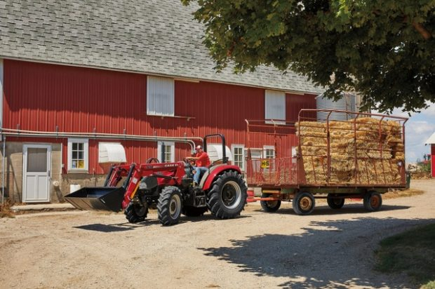 Case IH Adds to Its Farmall Utility Tractor Lineup