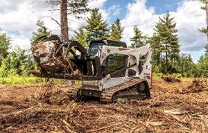Bobcat Earns U.S. Fish and Wildlife Service Compact Equipment Contract