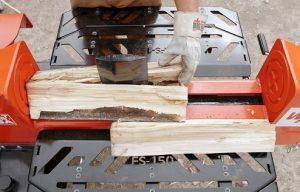 Wood-Mizer Introduces FS150 Log Splitter