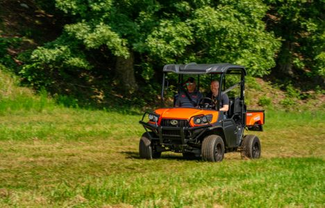 Editor at Large: Test Operating Kubota's New Sidekick UTV and Touring Its ...
