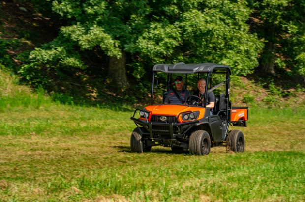 Editor at Large: Test Operating Kubota's New Sidekick UTV and Touring Its Plant in Georgia
