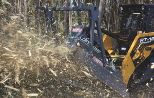 Loftness Releases Awesomely Named Bad Ax Disc Mulcher Attachment for Skid Steers