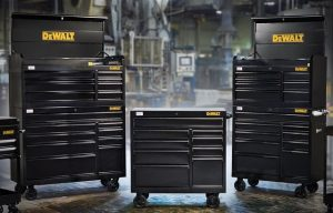 Dig these New Dewalt Metal Tool Storage Chests and Cabinets