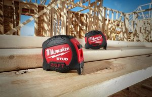 Milwaukee Announces STUD Tape Measures