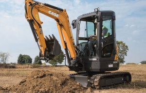 Case Excavators Summarized — 2018 Spec Guide