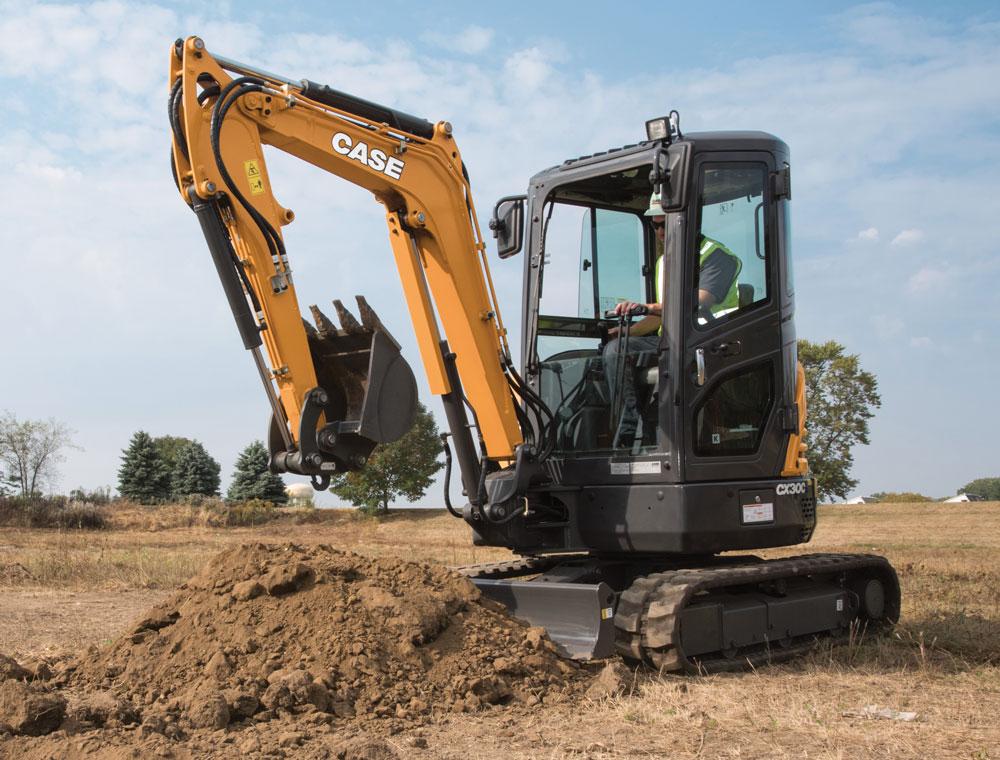 Case Excavators Summarized — 2018 Spec Guide | Compact Equipment