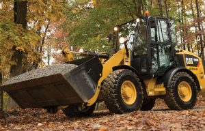 Caterpillar Wheel Loaders Summarized — 2018 Spec Guide