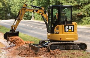 Caterpillar Excavators Summarized — 2018 Spec Guide