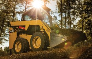 Caterpillar Skid Steers Summarized — 2018 Spec Guide