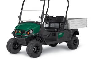 Cushman Utility Vehicles Summarized — 2018 Spec Guide