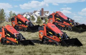 Ditch Witch Compact Tool Carriers Summarized — 2018 Spec Guide