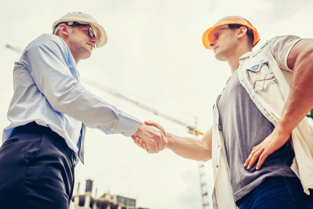 construction business contractor architect