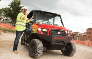 Gravely Utility Vehicles Summarized — 2018 Spec Guide