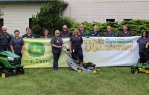 John Deere Power Products Celebrates 30-Year Anniversary