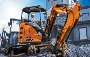 Hitachi Excavators Summarized — 2018 Spec Guide