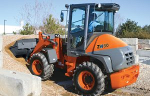 Hitachi Wheel Loaders Summarized — 2018 Spec Guide