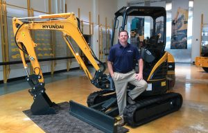 Hyundai Excavators Summarized — 2018 Spec Guide