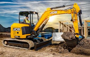 JCB Excavators Summarized — 2018 Spec Guide