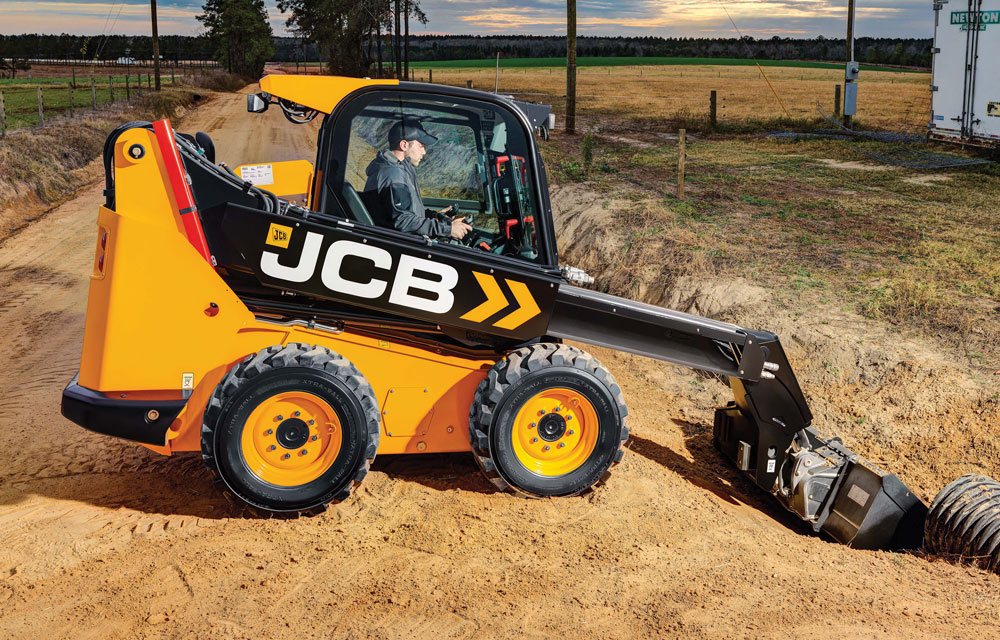 Jcb Skid Steers Summarized 2018 Spec Guide Compact