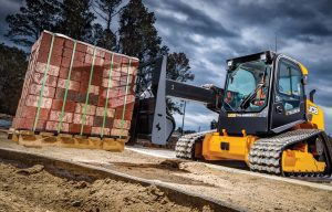 JCB Track Loaders Summarized — 2018 Spec Guide