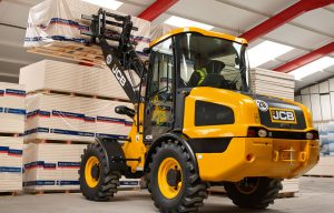 JCB Wheel Loaders Summarized — 2018 Spec Guide