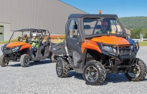 JLG Utility Vehicles Summarized — 2018 Spec Guide