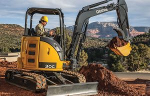 John Deere Excavators Summarized — 2018 Spec Guide