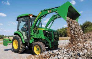 John Deere Utility Tractors Summarized — 2018 Spec Guide