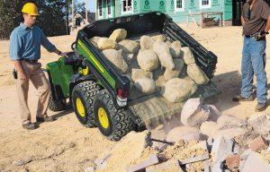 John Deere Utility Vehicles Summarized — 2018 Spec Guide