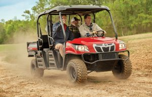 Kioti Utility Vehicles Summarized — 2018 Spec Guide