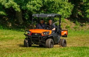 New Territory: Kubota Enters the Crossover Market with Its RTV-XG850 Sidekick