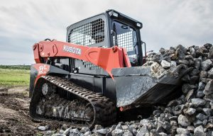 Kubota Track Loaders Summarized — 2018 Spec Guide