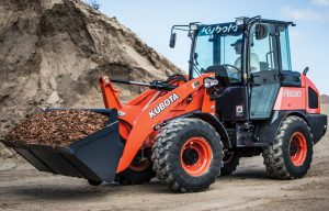 Kubota Compact Wheel Loaders Summarized — 2018 Spec Guide