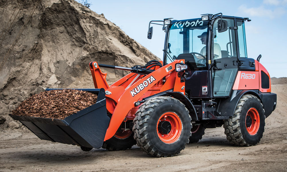 Kubota Compact Wheel Loaders Summarized 2018 Spec Guide