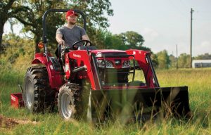 Mahindra North America Utility Tractors Summarized — 2018 Spec Guide