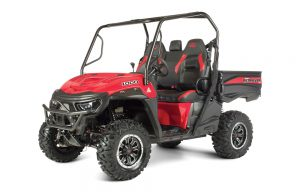 Mahindra North America Utility Vehicles Summarized — 2018 Spec Guide