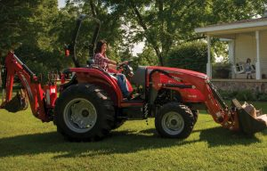 Massey Ferguson Utility Tractors Summarized — 2018 Spec Guide