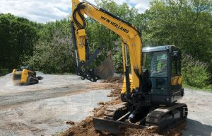 New Holland Excavators Summarized — 2018 Spec Guide